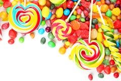Caramelos de la fruta fotos de archivo libres de regalías