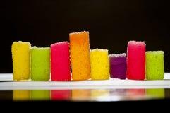 Caramelos de la jalea Imagen de archivo libre de regalías