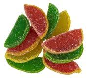 Caramelos de la jalea de la azufaifa Imagenes de archivo