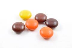 Caramelos de la mantequilla de cacahuete Foto de archivo libre de regalías