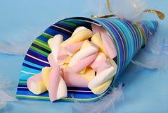 Caramelos de la melcocha imagen de archivo libre de regalías