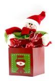 Caramelos de la Navidad   Fotos de archivo