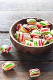 Caramelos de seda Imagen de archivo libre de regalías