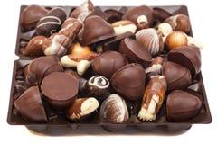 Caramelos de un surtido Fotografía de archivo