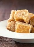 Caramelos del caramelo en un tazón de fuente Fotos de archivo