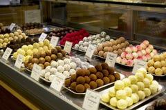 Caramelos del chocolate foto de archivo libre de regalías