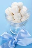 Caramelos del coco Imágenes de archivo libres de regalías