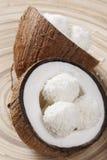 Caramelos del coco Imagenes de archivo