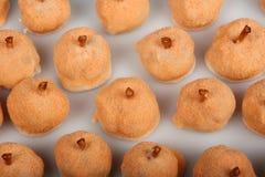 Caramelos del día de fiesta de la calabaza Imágenes de archivo libres de regalías