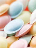 Caramelos del platillo volante Fotografía de archivo