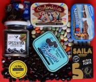 Caramelos del regaliz imagen de archivo libre de regalías