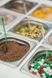 Caramelos del yogur imágenes de archivo libres de regalías