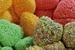 Caramelos dulces foto de archivo