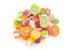 Caramelos dulces Imagenes de archivo