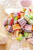 Caramelos duros Imagen de archivo libre de regalías