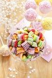 Caramelos duros Foto de archivo libre de regalías