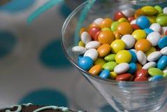 Caramelos festivos imagen de archivo libre de regalías