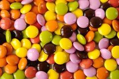 Caramelos gomosos de la bola para las aplicaciones del fondo Imágenes de archivo libres de regalías
