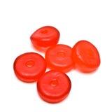 Caramelos gomosos redondos imagen de archivo libre de regalías