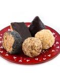 Caramelos hechos en casa Fotografía de archivo