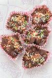 Caramelos hechos en casa Fotos de archivo libres de regalías
