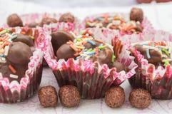 Caramelos hechos en casa Fotografía de archivo libre de regalías