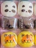 Caramelos japoneses foto de archivo
