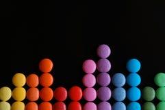 Caramelos juguetones 3 Imagen de archivo libre de regalías