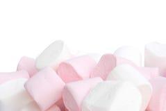 Caramelos mullidos Imágenes de archivo libres de regalías