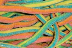 Caramelos multicolores de la mermelada Imágenes de archivo libres de regalías