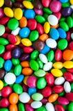 Caramelos redondos coloridos Imagen de archivo