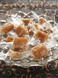 Caramels Image libre de droits