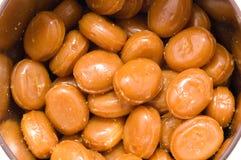 Caramels Photographie stock libre de droits