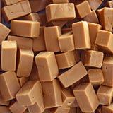Caramels closeup Royalty Free Stock Photo