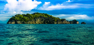 Caramoan, Φιλιππίνες Στοκ εικόνα με δικαίωμα ελεύθερης χρήσης