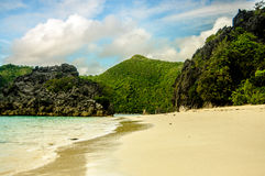 Caramoan, Filipinas Imagem de Stock Royalty Free