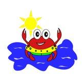 Caranguejo Imagens de Stock
