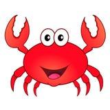 Caranguejo vermelho Imagem de Stock Royalty Free
