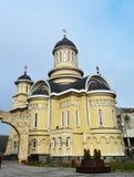Caransebes city church Stock Image