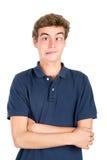 Caras adolescentes foto de archivo libre de regalías