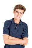 Caras adolescentes imagen de archivo
