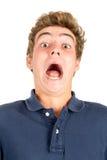 Caras adolescentes imagenes de archivo