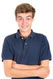 Caras adolescentes fotografía de archivo libre de regalías