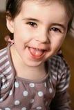 Caras de la diversión Fotos de archivo libres de regalías