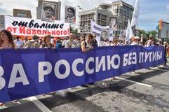 Caras de la revolución rusa Fotos de archivo