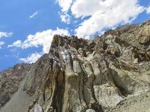 Caras de la roca Imagen de archivo libre de regalías