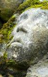 Caras de pedra Foto de Stock Royalty Free