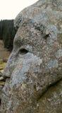 Caras de pedra Imagem de Stock Royalty Free