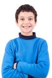 Caras del muchacho Imagenes de archivo