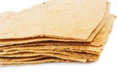 Carasau-Brot von Sardinien Italien Lizenzfreie Stockfotos